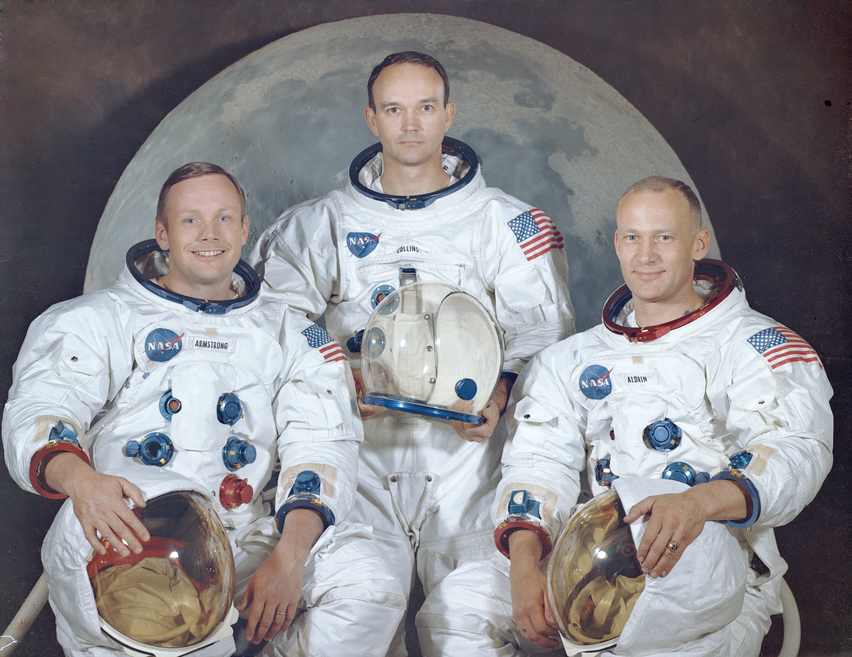 Các phi hành gia đảm nhận sứ mệnh đổ bộ Mặt Trăng Apollo 11