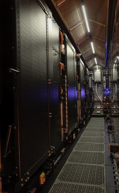 Nebula Containerized Server at the NASA Ames Research Center.