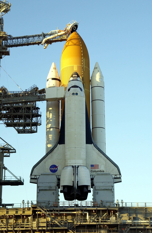 Avez vous des photos de l'orbiteur Columbia ? KSC-03pd0077~orig