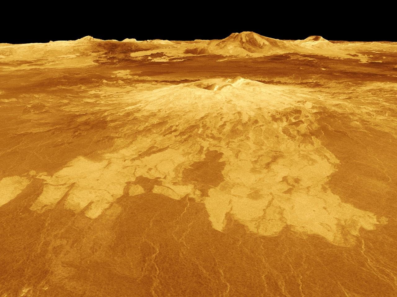 7 Eye-Opening Facts About Venus | Mental Floss