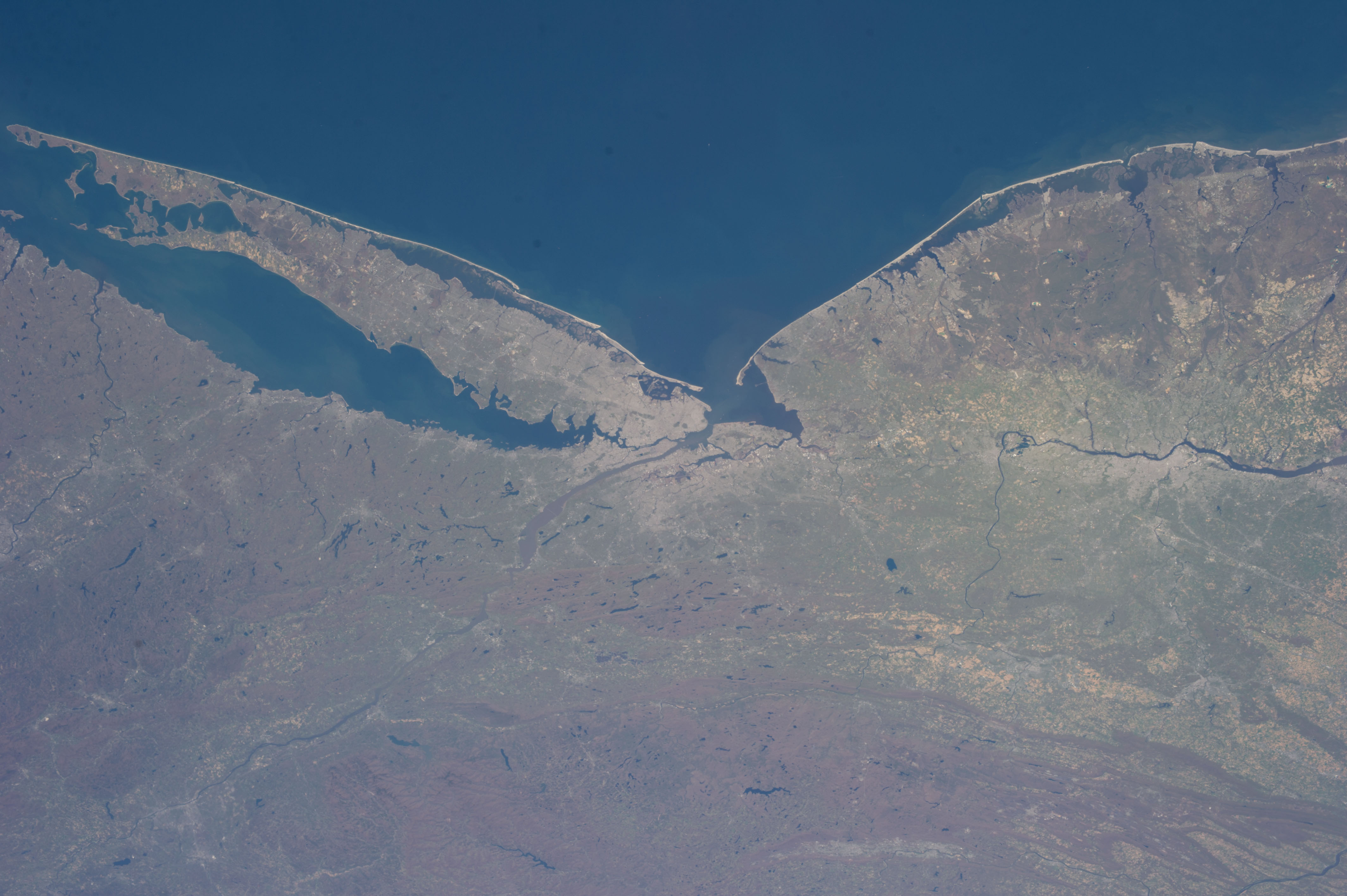 earth observation taken by expedition 35 crew nasa image and