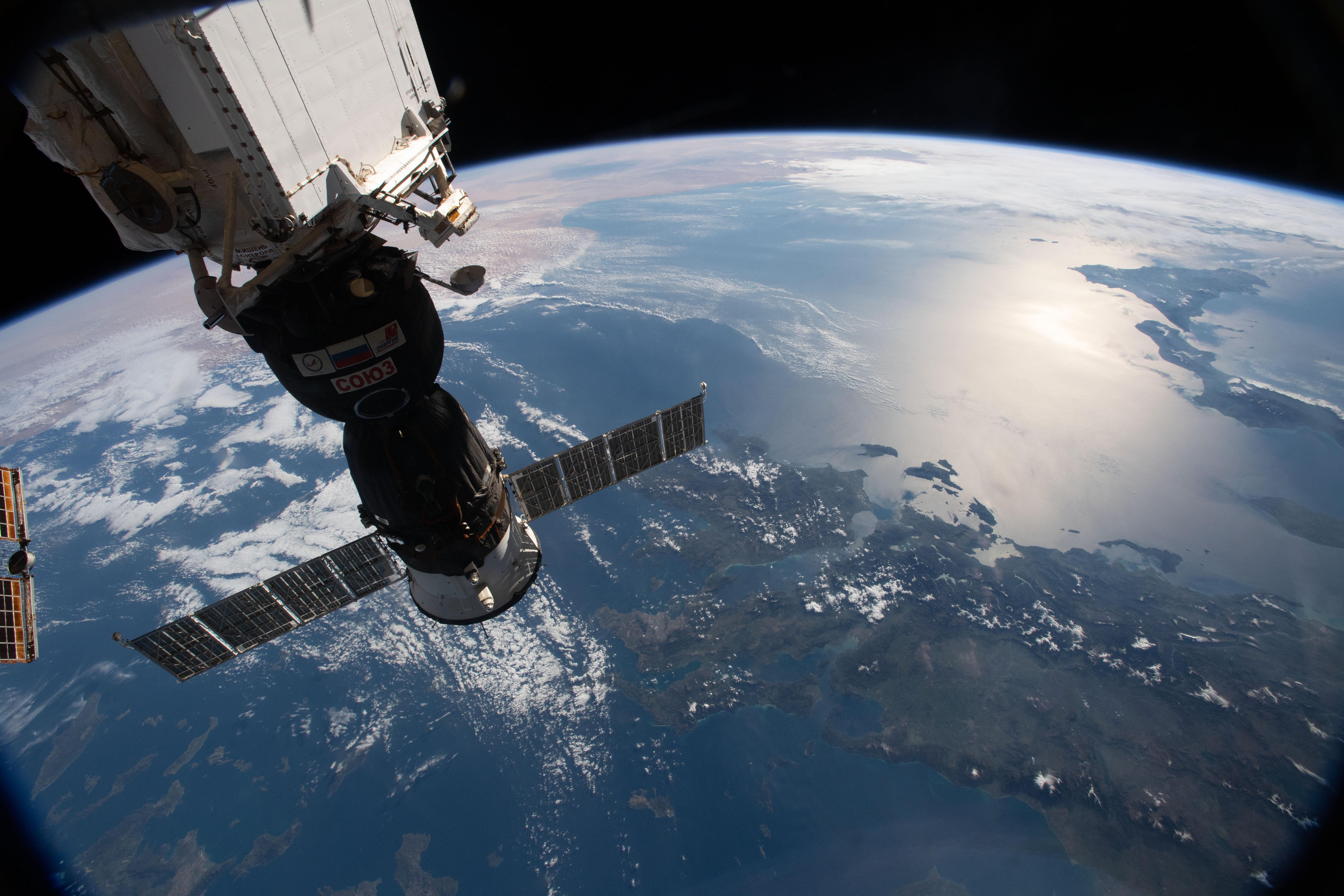 NASA Astronaut Captures Spectacular View of London at